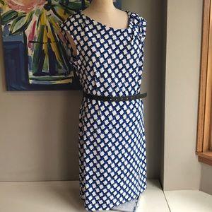 Calvin Klein NWOT. Sleeveless Dress  12